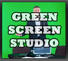 TechnoVisual Video Artists Green Screen Studio